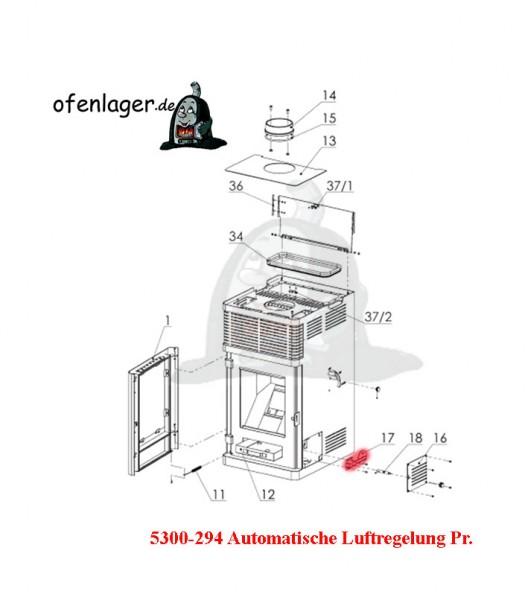 5300-294 automatische Luftregelung primär