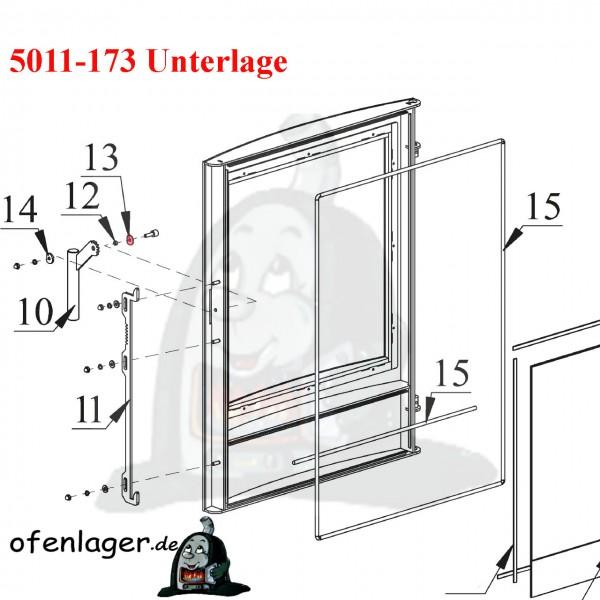 5011-173 Unterlage