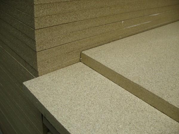 Vermiculiteplatte 25 mm 500 * 610