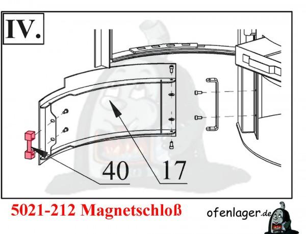 5021-212 Magnetschloß