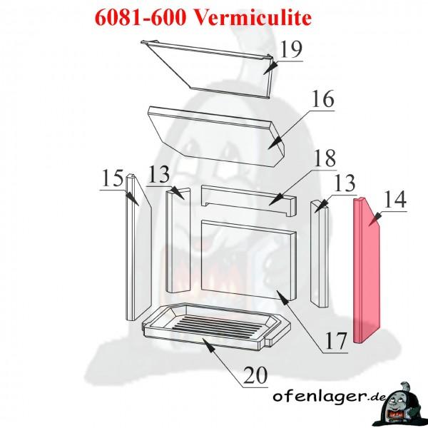 6081-600 Vermiculite